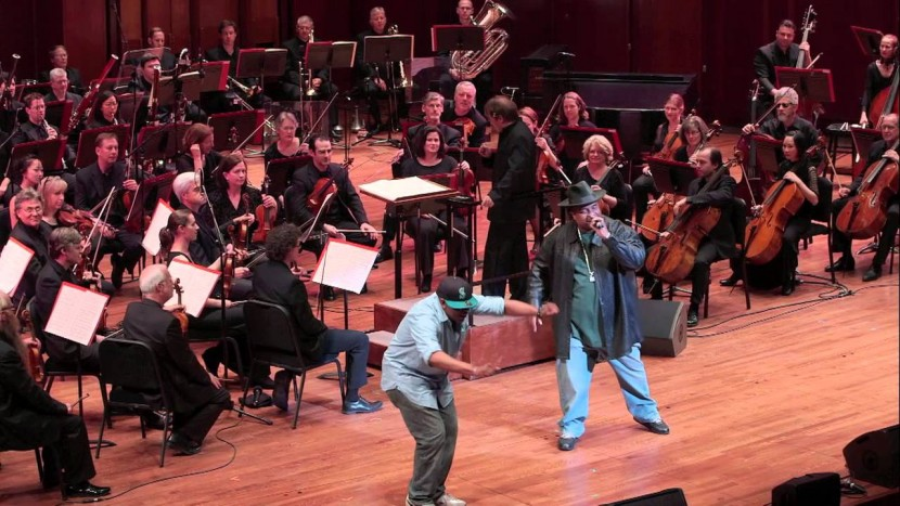 Rapper Sir-Mix-A-Lot and Baby Got Back Resurface at The Symphony