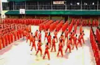 WAIT!?! Dancing Filipino Prison Inmates Tribute to MJ