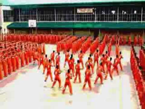 WAIT!?! Dancing Filipino Prison Inmates Tribute to MJ